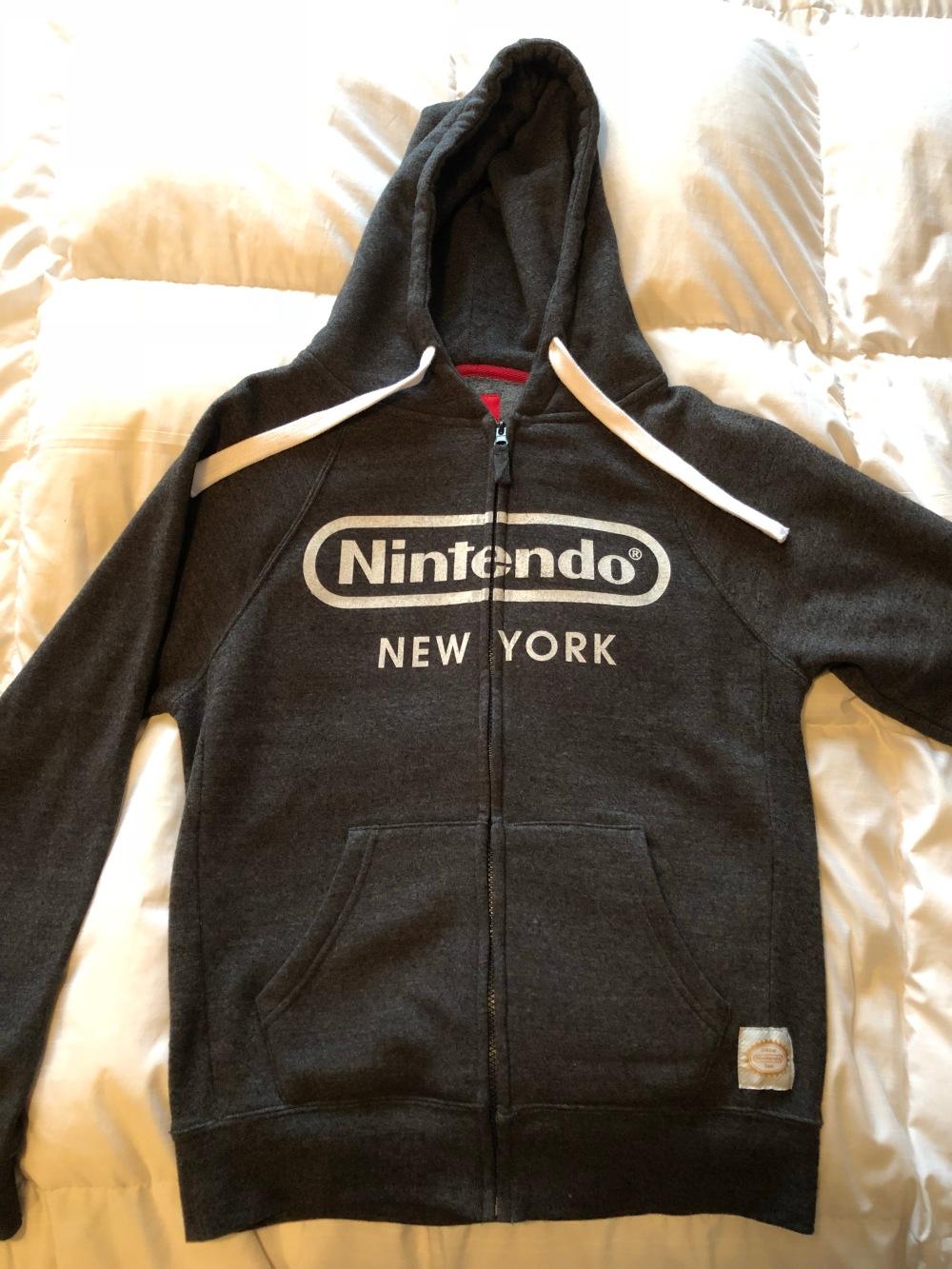 NintendoNY-Hoodie